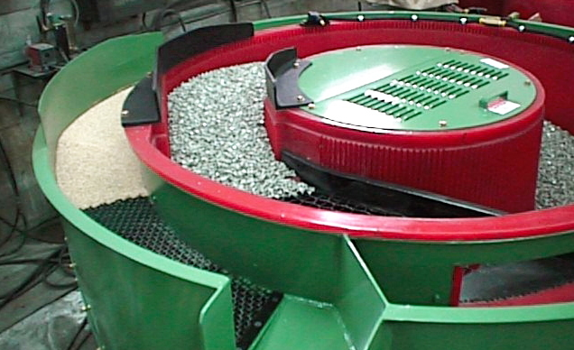 Vibra Finish Ltd The Choice: Small Vibratory Finishers