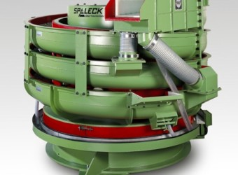 Vibra Finish Ltd Vibra/Spaleck DL-1000 Vibratory Finishing System