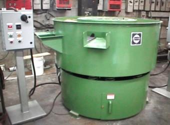 Vibra Finish Ltd Vibra VF-12D Vibratory Heated Cob Dryer