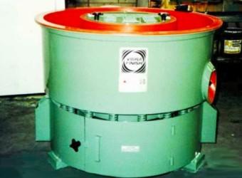 Vibra Finish Ltd Vibra VF-4FB Flat Bottom Machine
