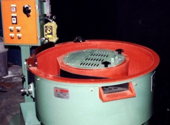 Vibra Finish Ltd Vibra VF-7 Batch Bowl Style Vibratory Finishing Machine