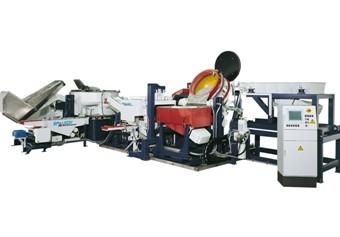 Vibra Finish Ltd Vibra/Spaleck Z-44 Centrifugal Finishing System