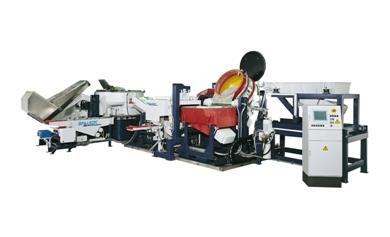 Vibra/Spaleck Z-44 Centrifugal Finishing System