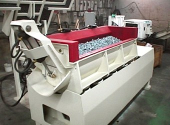 Vibra Finish Ltd Vibra CD-6.5U Vibratory Tub Machine