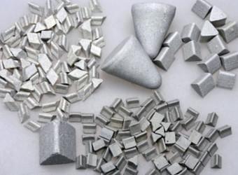 Vibra Finish Ltd Ceramic Media 7/8 x 1 3/4 ACC Grade M