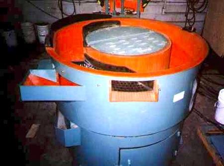 Vibra FT-10 Vibratory Finishing Machine