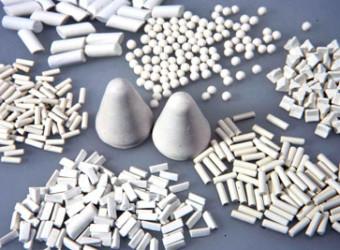Vibra Finish Ltd Used Porcelain Media