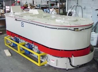 Vibra Finish Ltd Vibra RT-18 Vibratory Finishing System