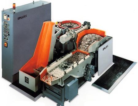 Vibra/Spaleck Z-33 Centrifugal Finishing System