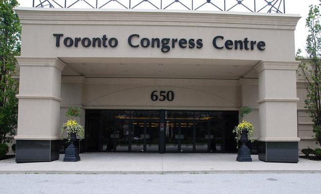 The Toronto Congress Centre (South Building)