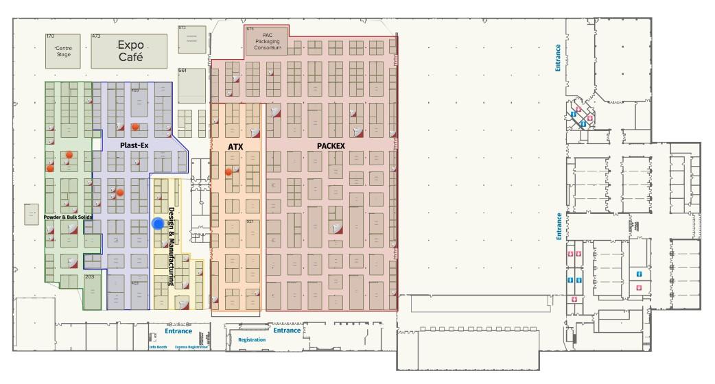 Vibra Finish Ltd Advanced Design & Manufacturing (ADM) Expo 2019