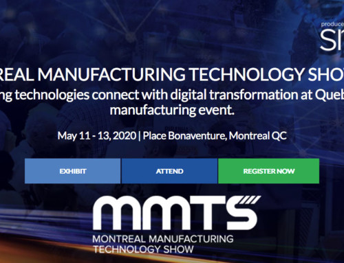 Montreal Manufacturing Technology Show (MMTS) 2020